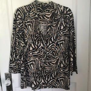 Alfani Woman's 3/4 blouse